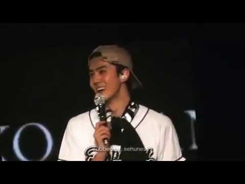 SEHUN confesses to being GAY (EXO)