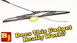 Does the EcoCut Pro Windshield Wiper Blade Cutter Really Work?