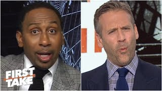 Stephen A.'s problem with the NFL isn't parity, it's head coaches | First Take