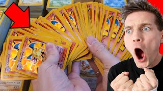 MAN FOUND $1,000,000 POKÉMON CARDS IN THE ROOF