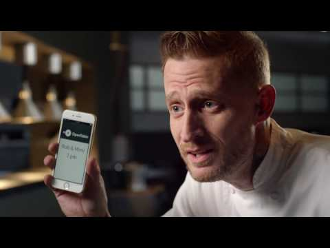 "OpenTable partners with celebrity chef and restaurateur Michael Voltaggio to release a PSA spotlighting the impact of no-shows on the restaurant industry and advocating for diners to ""book responsibly"""