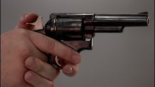 I Have This Old Gun - Ruger Speed-Six Revolver