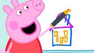Peppa Pig Nederlands | Compilatie Van Afleveringen | 1 Uur - 4K! #PPNL2018