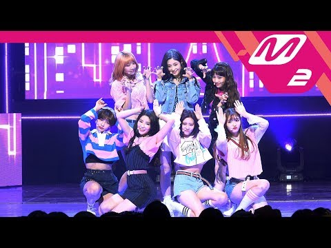 [MPD직캠] 다이아 직캠 4K '굿밤(Good Night)' (DIA FanCam)   @MCOUNTDOWN_2017.10.19
