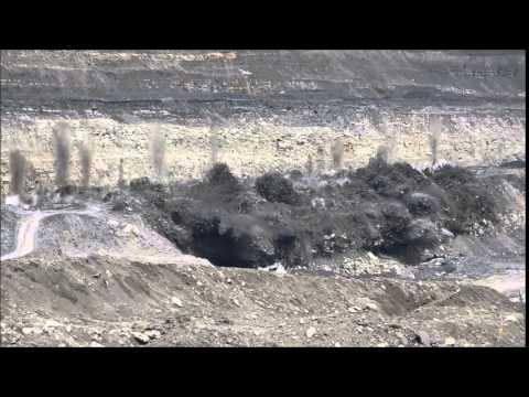 AEL Indonesia - Gunung Bayan Pratama Coal (GBPC) blast