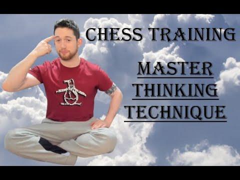 Secrets of Master Chess - Grandmaster Thinking Technique Revealed