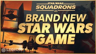 Star Wars: Squadrons | Brand New Game from EA Motive | 5v5 Space Combat