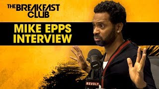 Mike Epps Talks Kevin Hart, Bill Cosby, Hollywood Gatekeepers + More