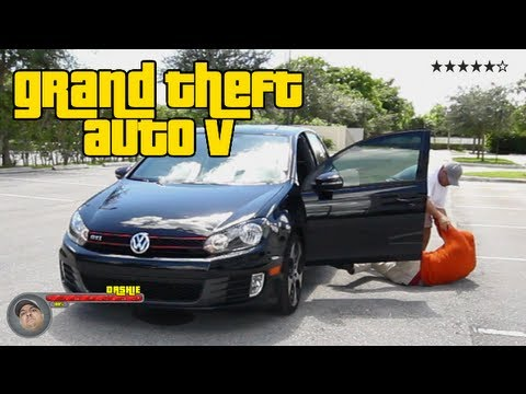 Grand Theft Auto V: REAL LIFE - Smashpipe Comedy