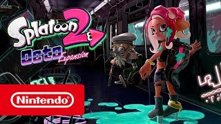 Splatoon 2: Octo Expansion Trailer (Nintendo Switch)