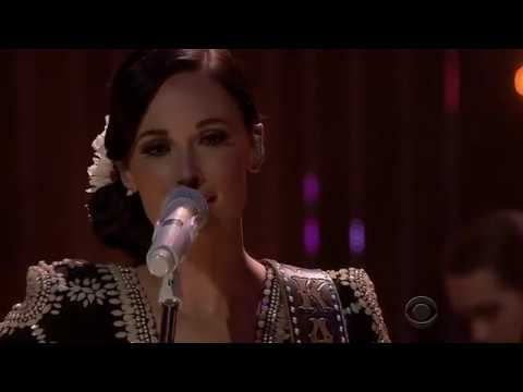Kacey Musgraves - High Time (4.7.2016)(The Late Late Show HD)