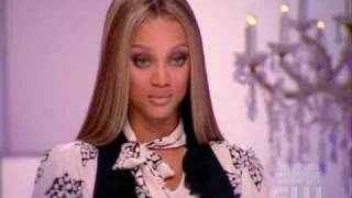 Celia Stands Up To Tyra HQ - America's Next Top Model Cycle 12 Episode 4