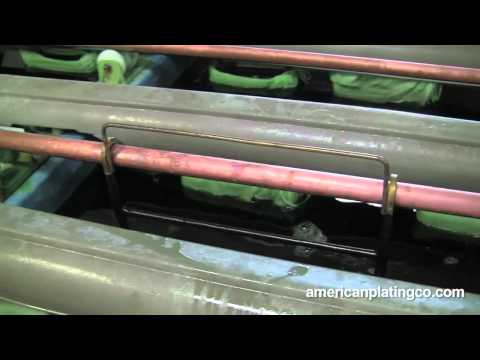 Electroplating - How to Electroplate Using Rack Plating (Part 2 of 3)