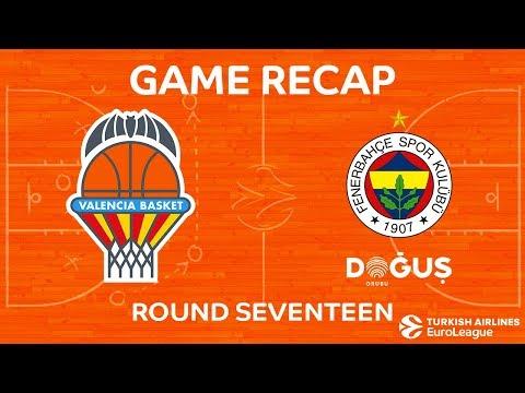 Valencia Basket vs Fenerbahce Istanbul