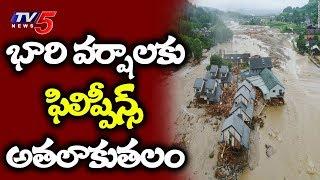 Phillipines devastated as Typhoon strikes..