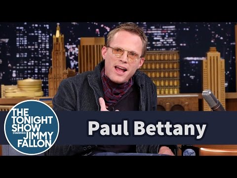 Paul Bettany Hates Halloween