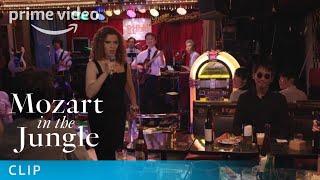 Mozart in the Jungle Season 4 | Clip: Karaoke  | Prime Video