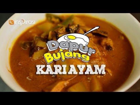 Resep dan Cara Memasak Kari Ayam(Menu Sahur) | VideoMoviles.com