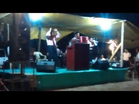 Pello Osorio en Becerril  ipuc 3 congracion