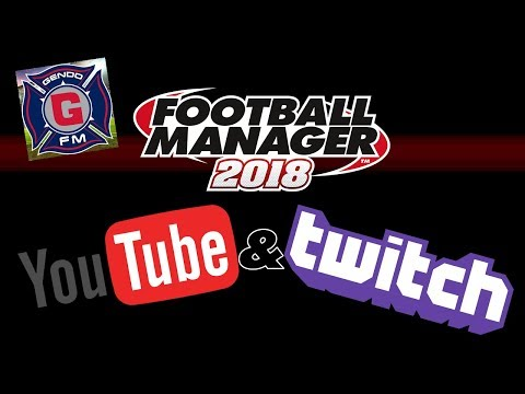 Gendo FM's Plans for Football Manager 2018