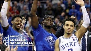 Joe Lunardi's 2019 NCAA tournament bracketology | East Region | College Basketball Analysis