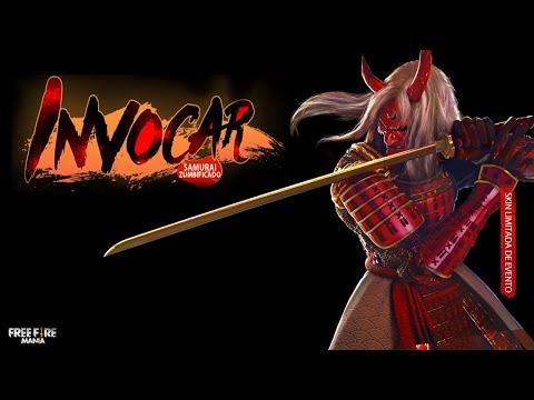 Samurai Zumbificado Não Virá para o Cubo Mágico