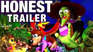 BANJO  -KAZOOIE (Honest Game Trailers)