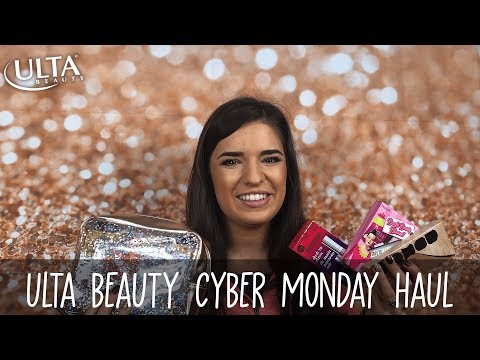 Ulta Beauty Cyber Monday Haul 2018!