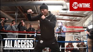 ALL ACCESS: DAVIS VS. SANTA CRUZ | Ep. 1 | Friday, October 16 at 8:30p ET/PT on SHOWTIME