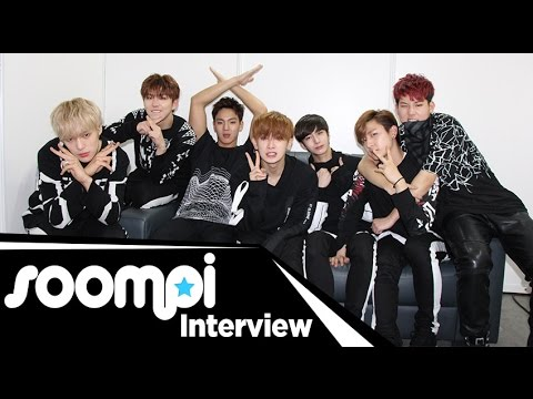 Monsta X Talks Current Fave Songs, Best English Phrases, and more in Singapore