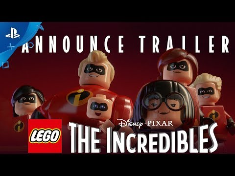 LEGO® The Incredibles Trailer