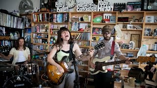 Hop Along: NPR Music Tiny Desk Concert