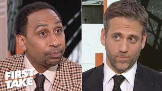 Stephen A. calls out Max for putting too much pressure on Patrick Mahomes   First Take