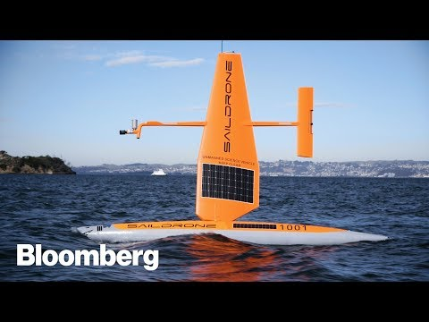 The Robots Roaming the High Seas