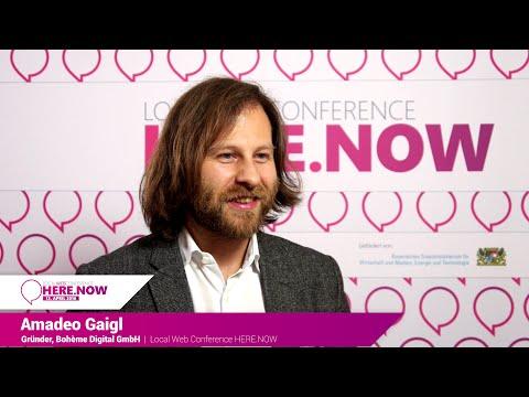 Interview: Amadeo Gaigl über ortsbezogenes Lesen mit Bohème