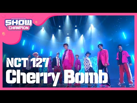 Show Champion EP.234 NCT 127  - Cherry Bomb