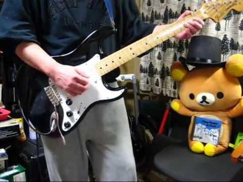 Living Wreck - Deep Purple - guitar cover