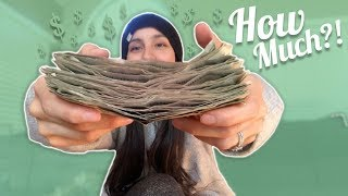 I Saved Every $5 Bill I Got For a Year 🤑