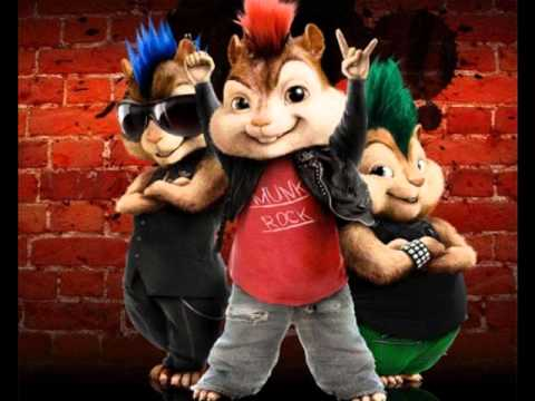 Akon - Love Handles (Chipmunks Version)