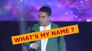 """TRÚC NHÂN """"phát điên"""" khi biểu diễn ở Hàn Quốc (vẽ - thật bất ngờ - bốn chữ lắm)"""