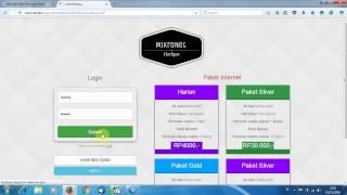 MikroTik - Userman QR Code Voucher Design Template | QR Code