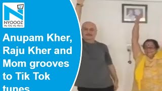 Anupam Kher's mother steals the limelight as she dances in..