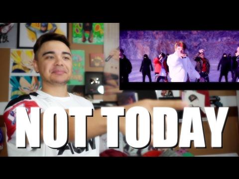 BTS - NOT TODAY MV Reaction [HYPE AF]