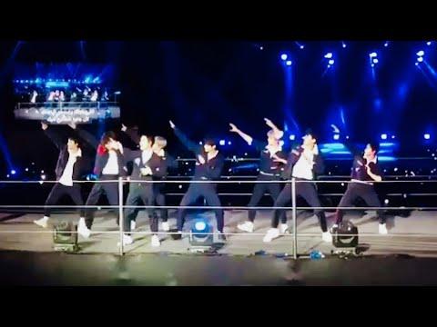 "180406 SMTOWN Live in Dubai - EXO "" Power """