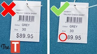 10 Ways Stores Are Trying To FOOL You