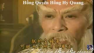 Hồng Hy Quang Phương Thế Ngọc ác chiến Bạch My Đạo Nhân- Phim võ thuật Chân Tử Đan