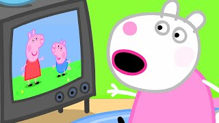 Peppa Pig Official Channel | Peppa Pig is on TV