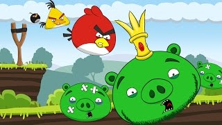 "Angry Birds Parody | ""Superweapon"""