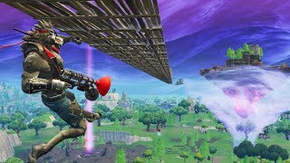 CAN You Grapple ACROSS The Fortnite Map Without TOUCHING the Ground?