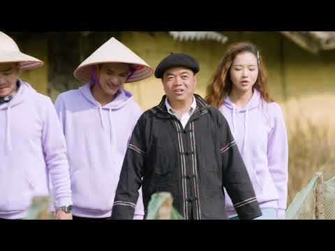 Tham quan một vòng Lô Lô Chải - Ngôi làng bình yên xinh đẹp ở Hà Giang | Ẩm Thực Kỳ Thú - Tập 20